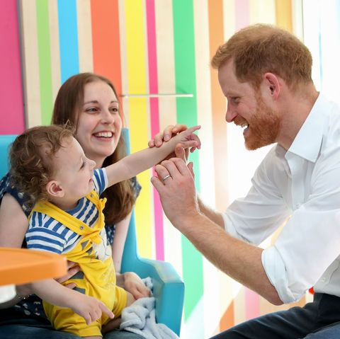 prince harry The Duke Of Sussex Visits Sheffield