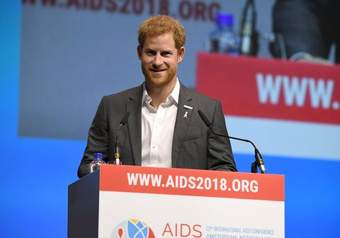 Elton John And The Duke Of Sussex Launch The Menstar Coalition To Promote HIV Testing & Treatment