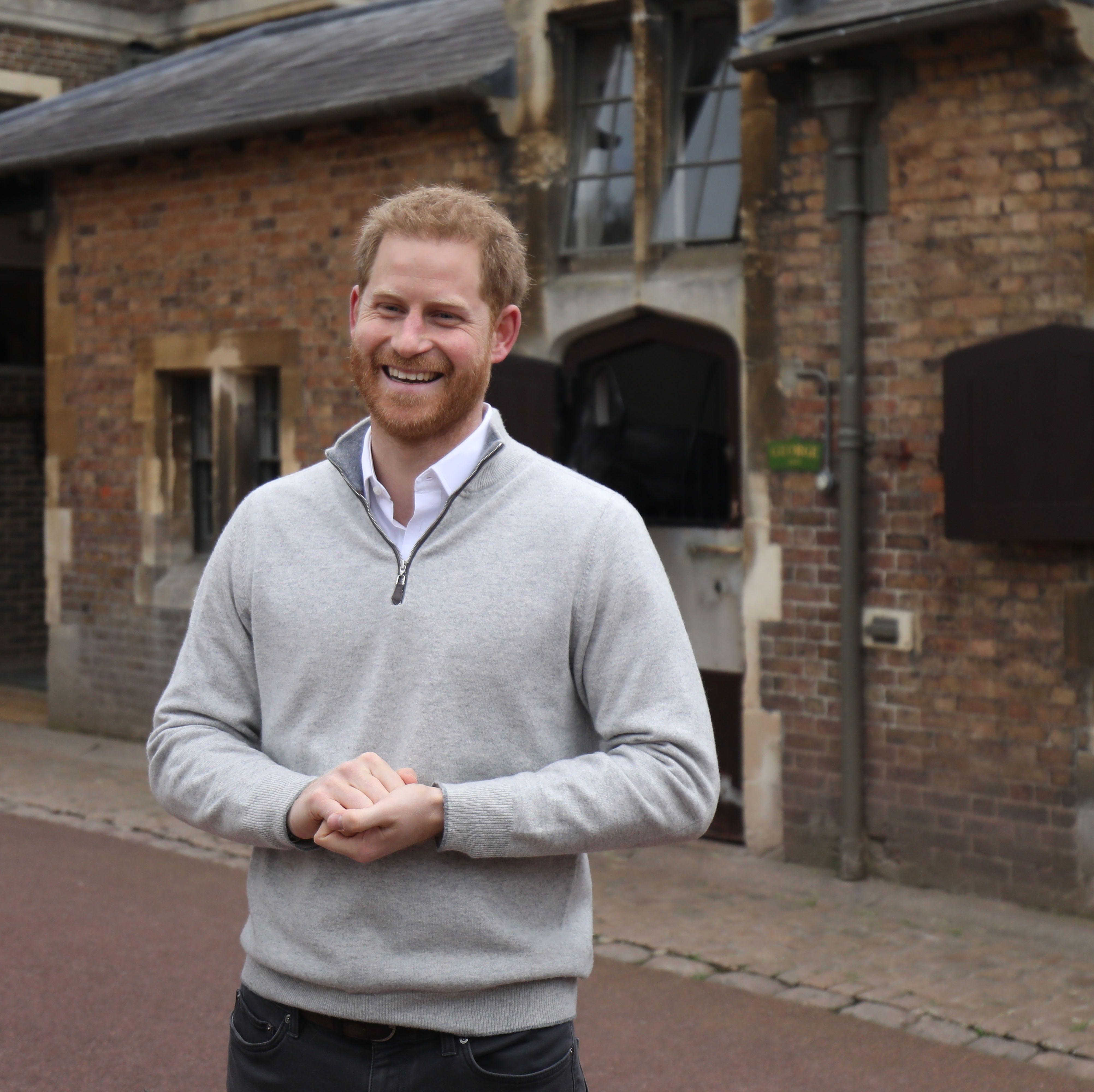 prince harry royal baby