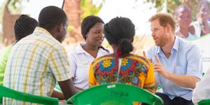 The Duke Of Sussex Visits Malawi - Day Three