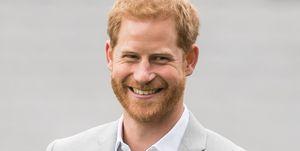 Prins Harry annuleert bezoek aan Amsterdam