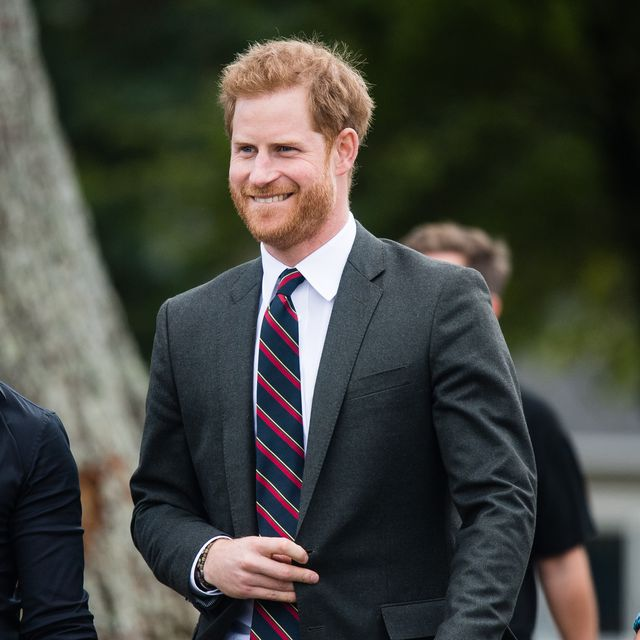 the duke of sussex visits the royal marines commando training centre