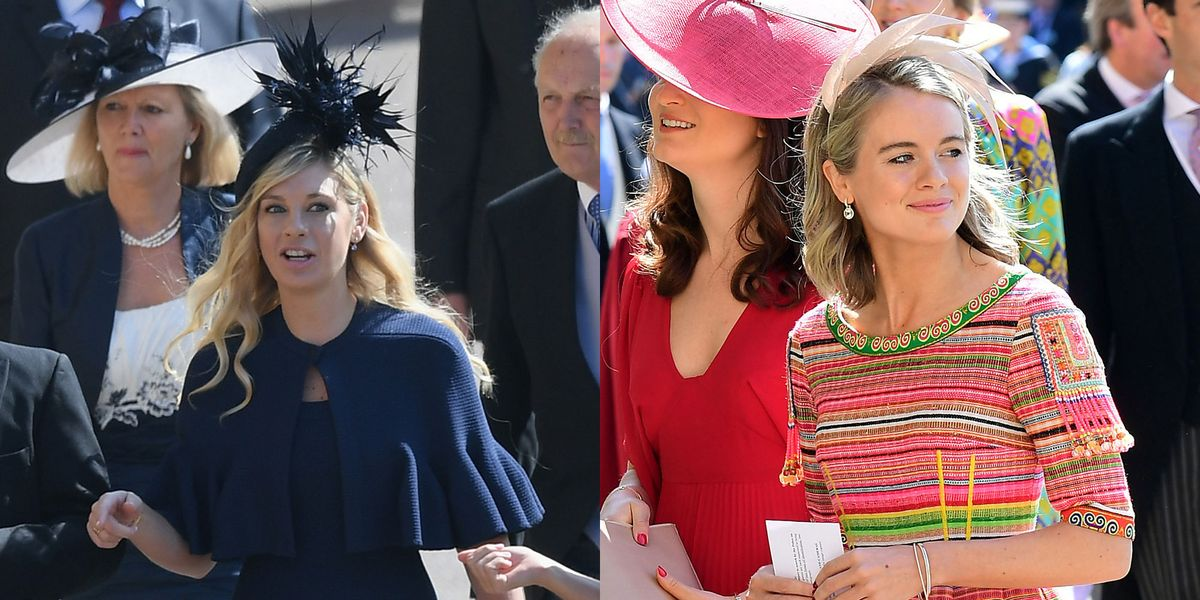 Why Prince Harry Invited Two Of His Ex-Girlfriends To The -8849