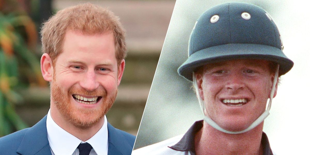 Who Is Prince Harry S Real Dad James Hewitt And Prince