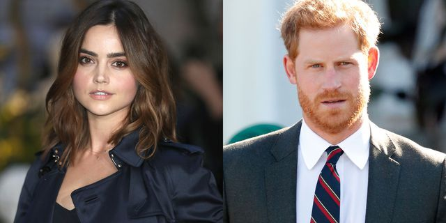 Prince Harry's Ex-Girlfriend Just Did a Fully STUNNING Photo Shoot...at His House