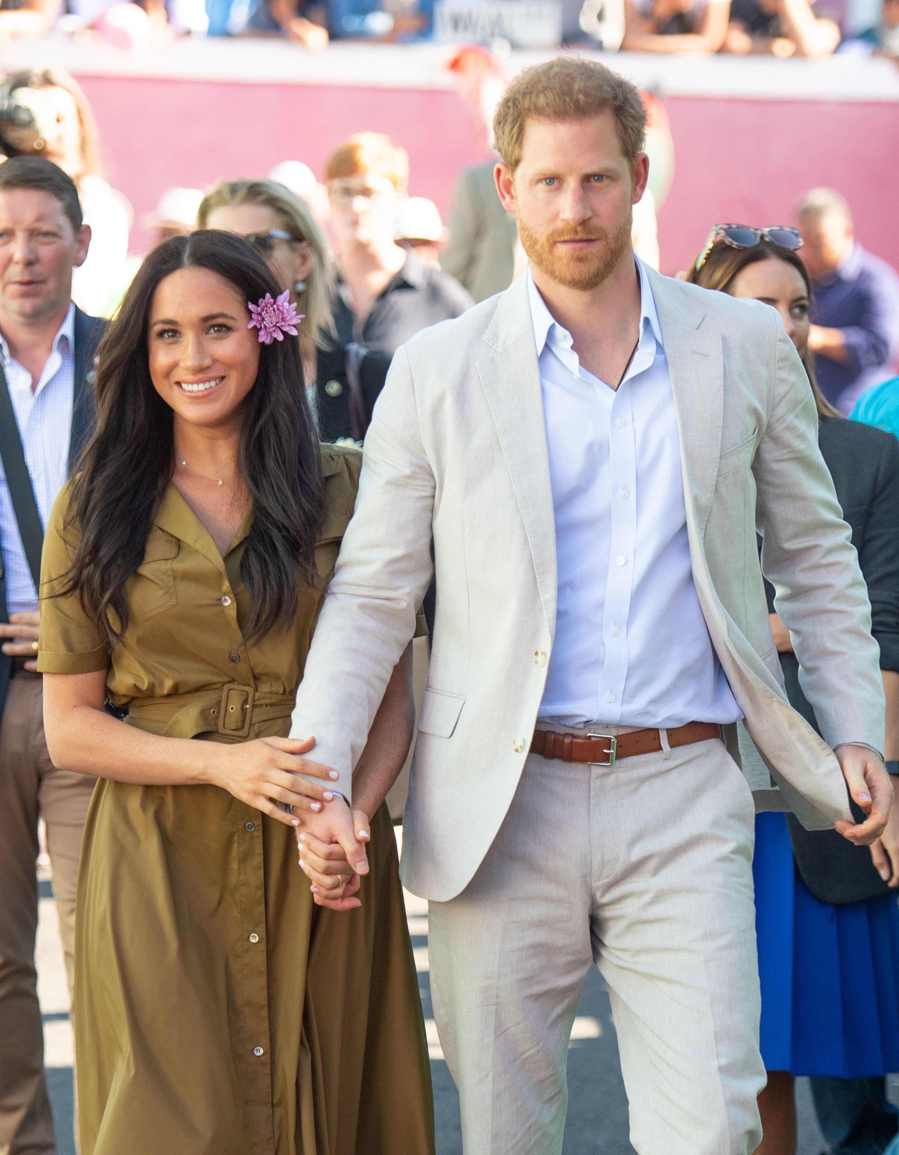 Prince Harry just shared what it's like dating as a member of the royal family