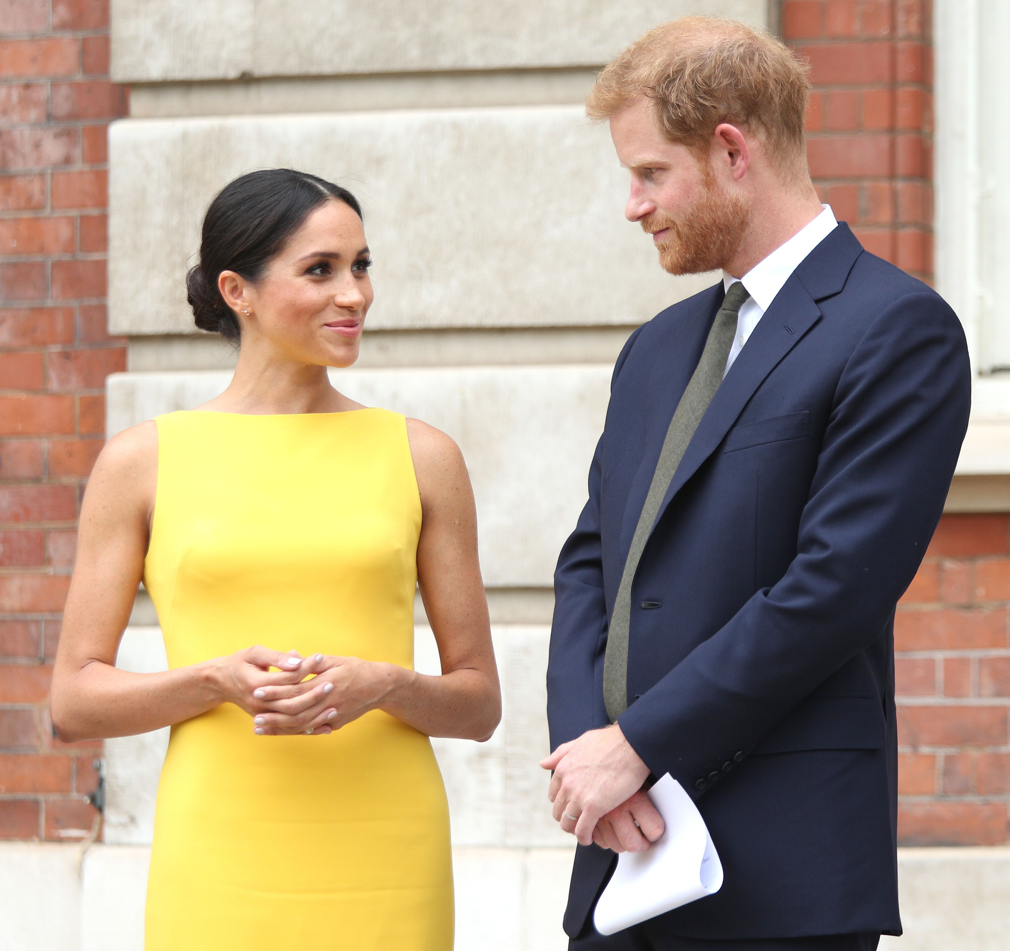 The Queen, Meghan And Harry Voted 'Most Respected' Royals By Young People