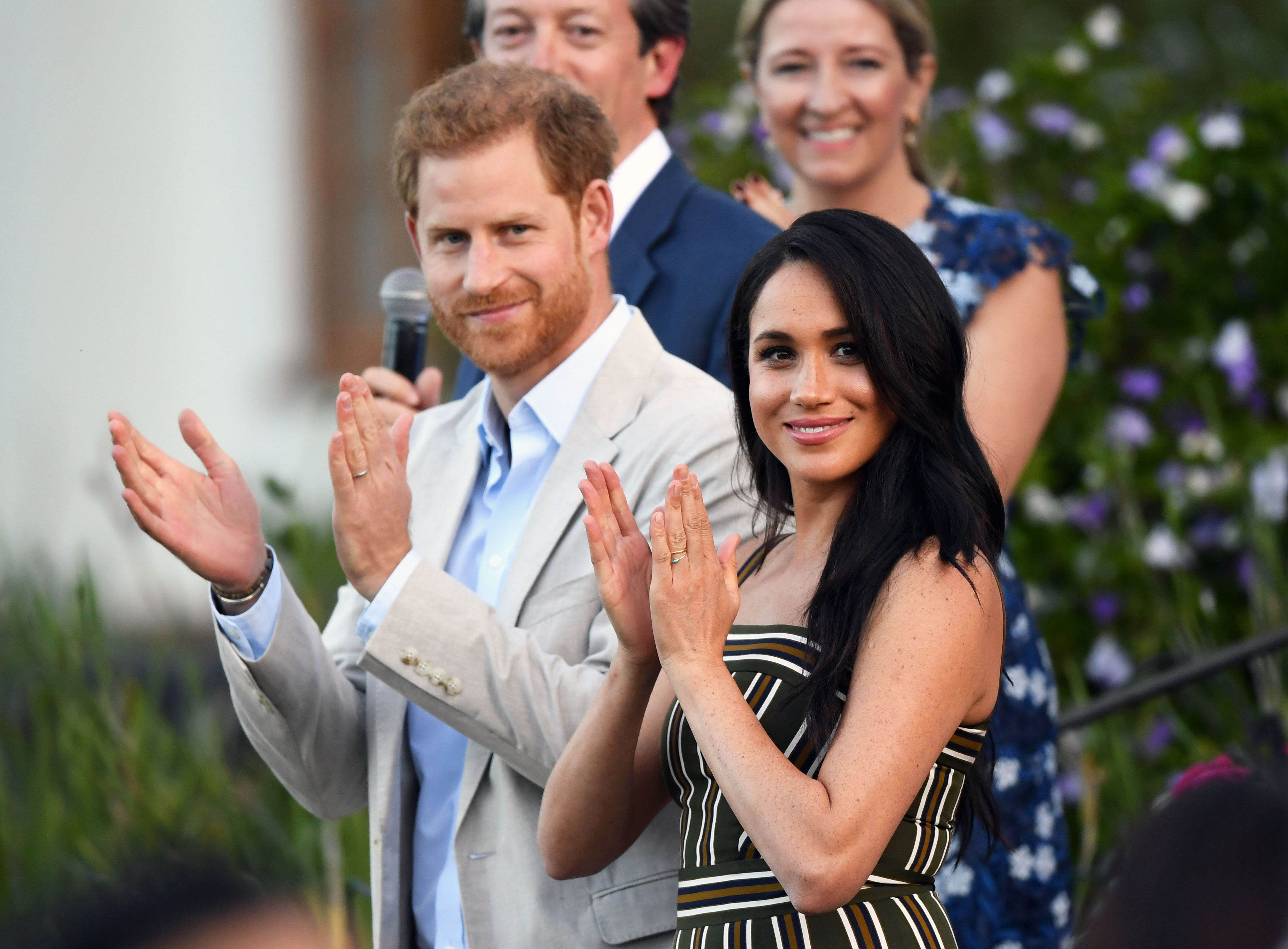 """A Crisis Expert Explains Why Prince Harry and Meghan Markle Did a """"Wonderful Job"""" in Their New Documentary"""