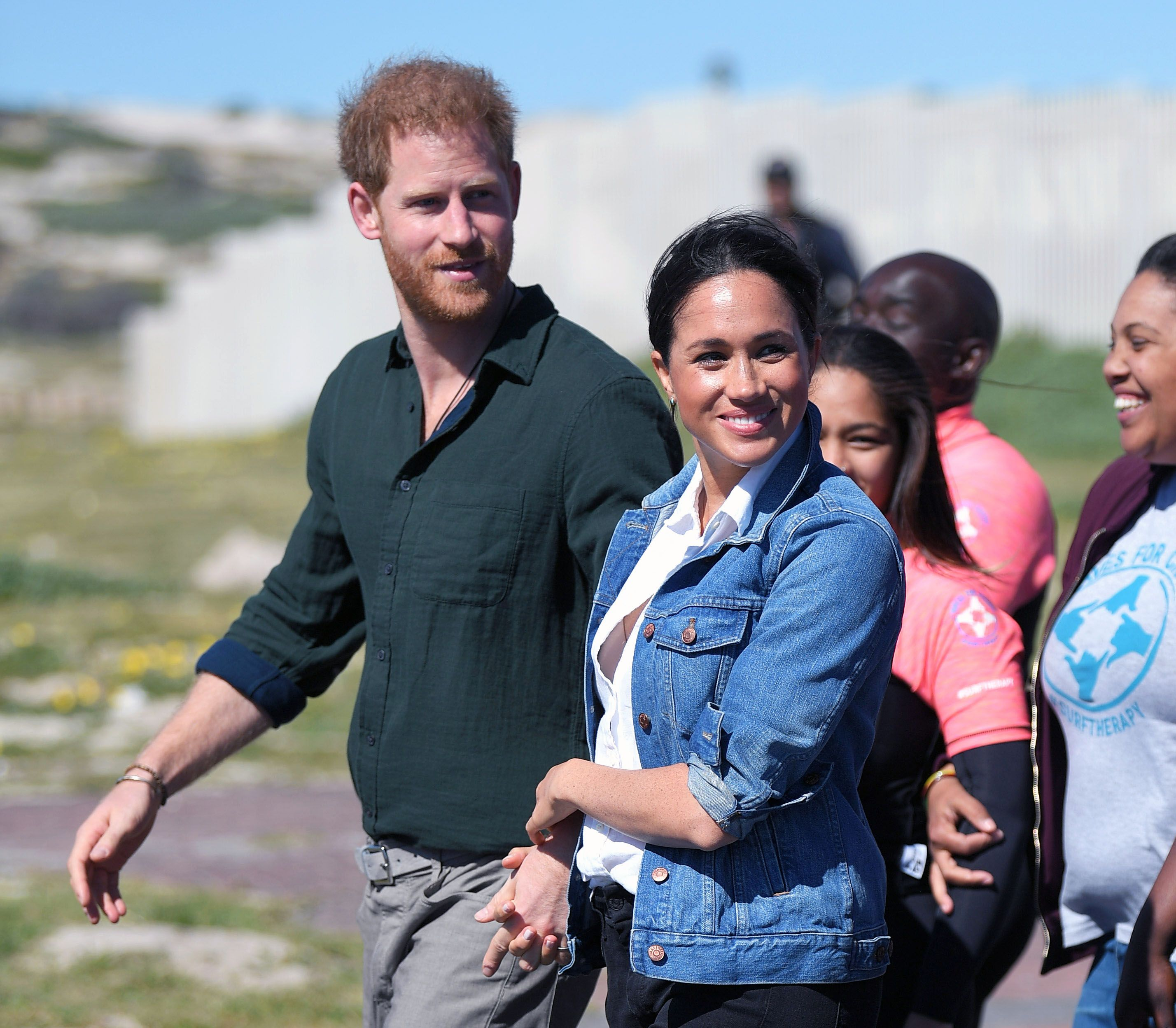 "Prince Harry Says It Would Be ""Amazing"" If He, Meghan, and Archie Could Move to Africa"