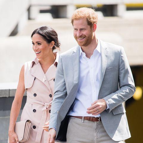 Meghan Markle, Prince Harry, Africa, holiday