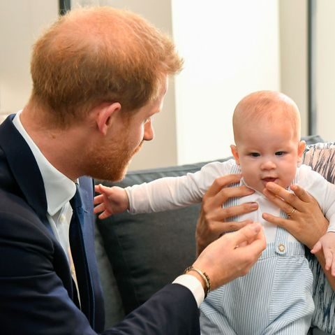 prince harry meghan markle baby archie canada new life reunited