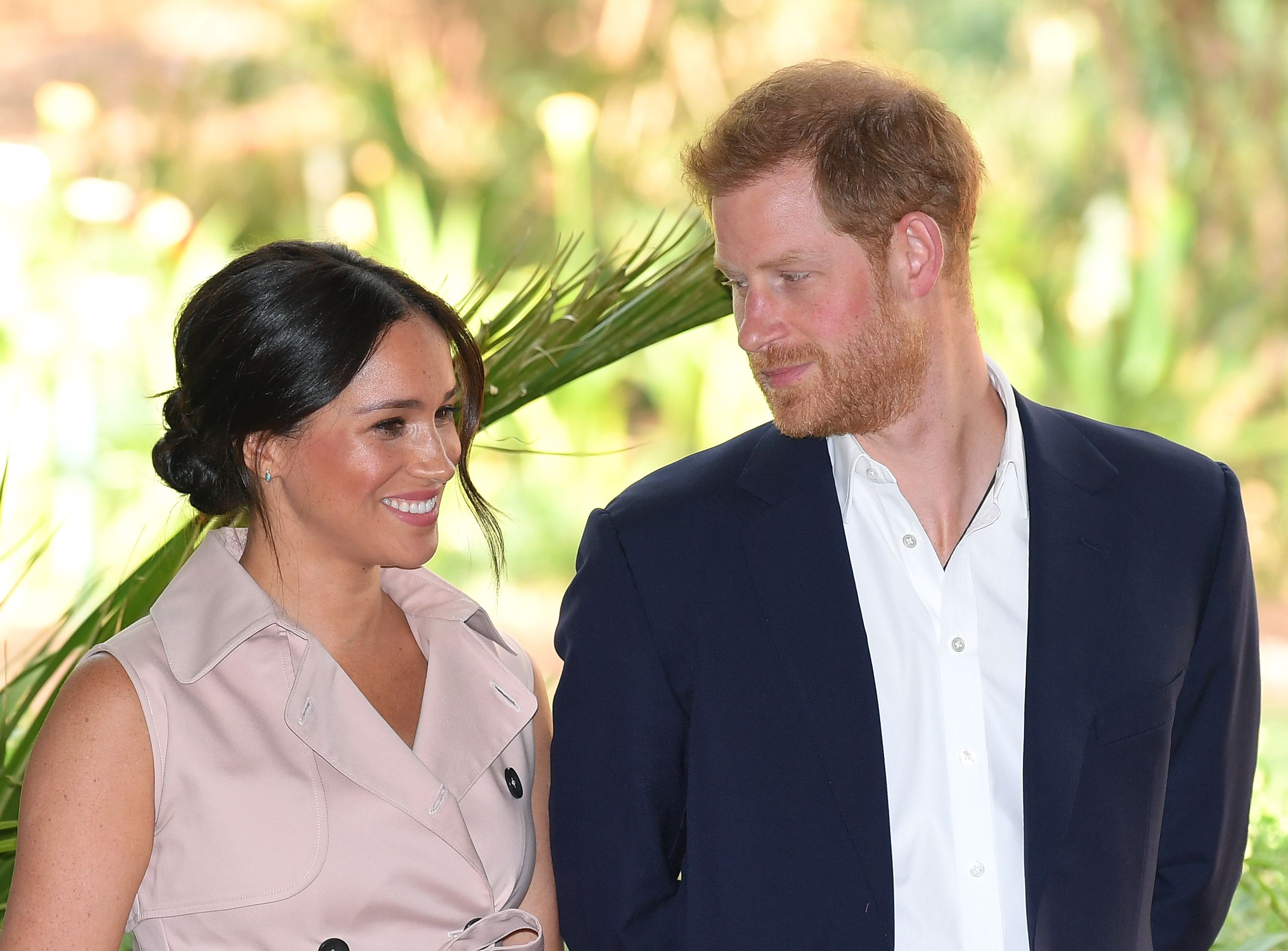 Meghan Markle and Prince Harry filmed a documentary in Africa