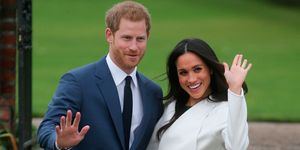 Prince Harry and Meghan Markle's official engagement photos are here