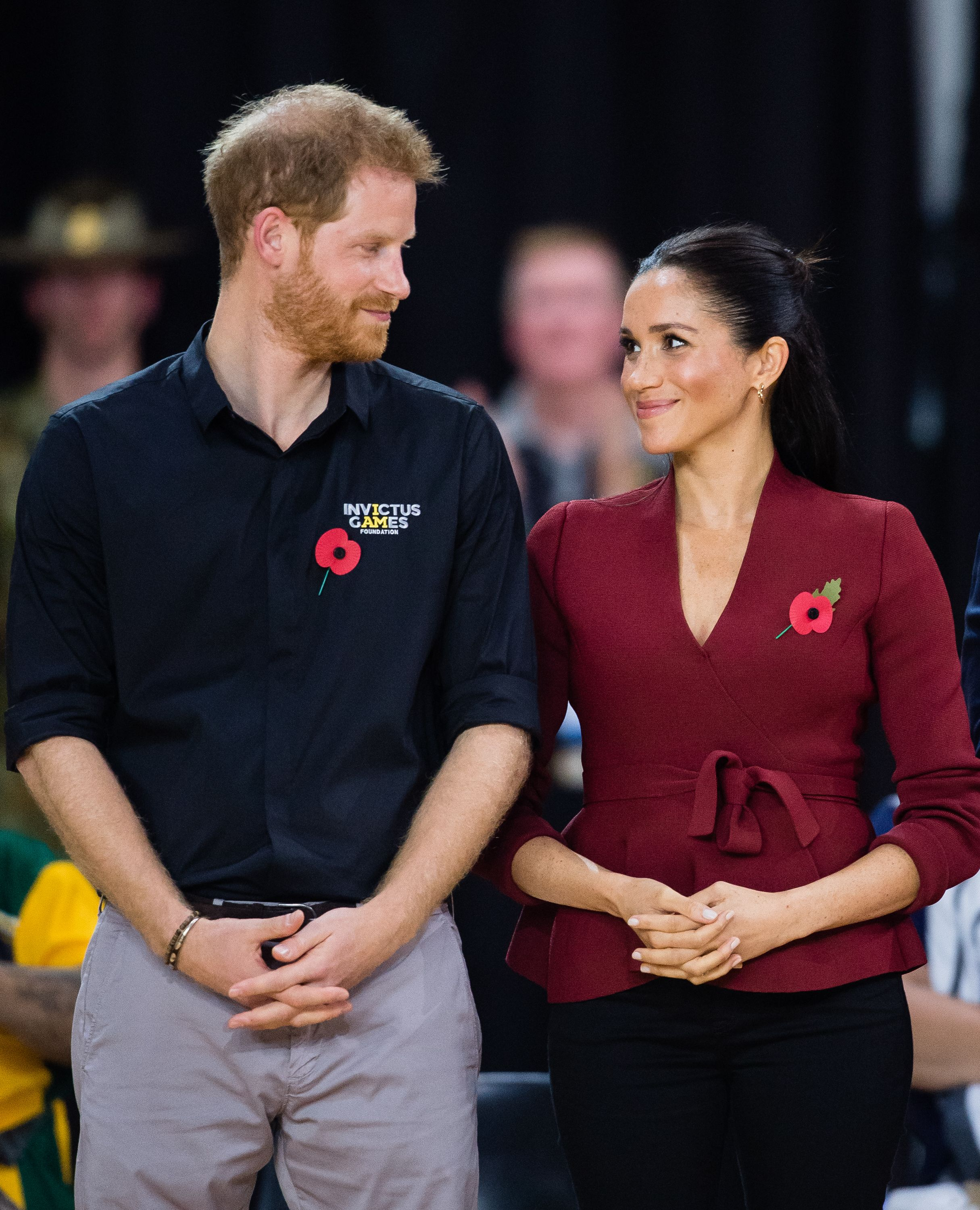 Meghan Markle Shares a Message for Prince Harry's 35th Birthday on Instagram
