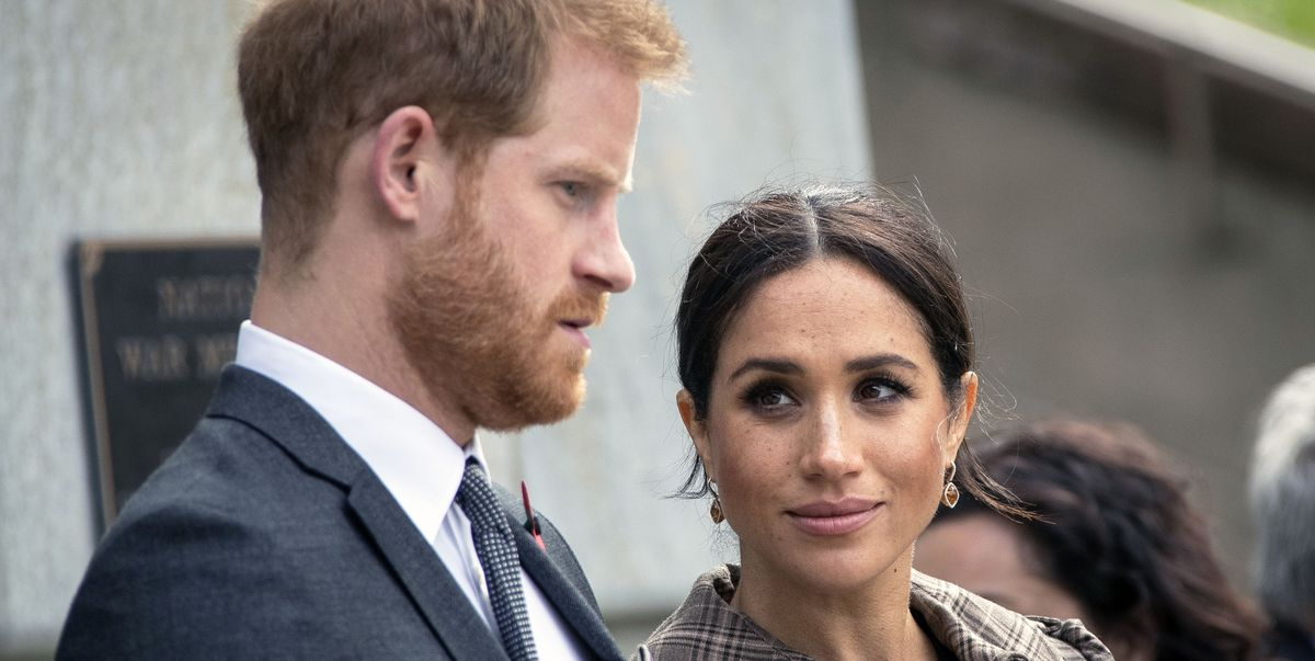 Meghan Markle Reveals British Friends Warned Her Not to Marry Prince Harry