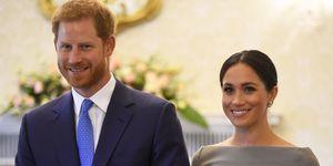 Prins Harry lief cadeau Meghan Markle