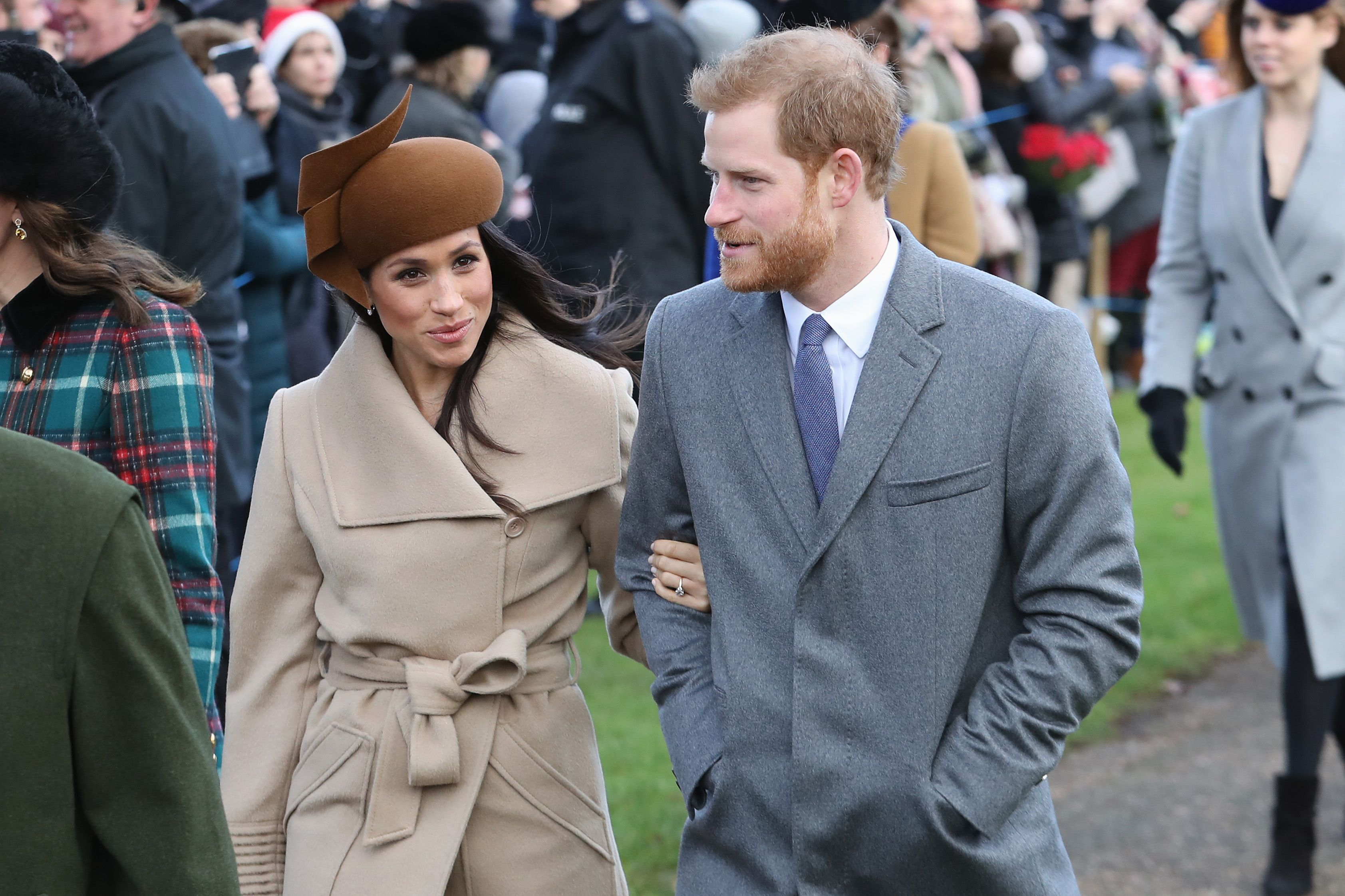 What's Prince Harry and Meghan Markle's Last Name Going to Be Now?