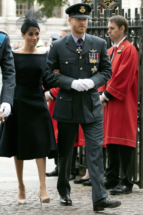 The Important Royal Family Moments You Definitely Missed at the RAF Flypast Celebration