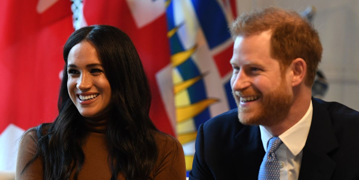 Prince Harry Reveals Secret Supermarket Dates With Meghan Markle