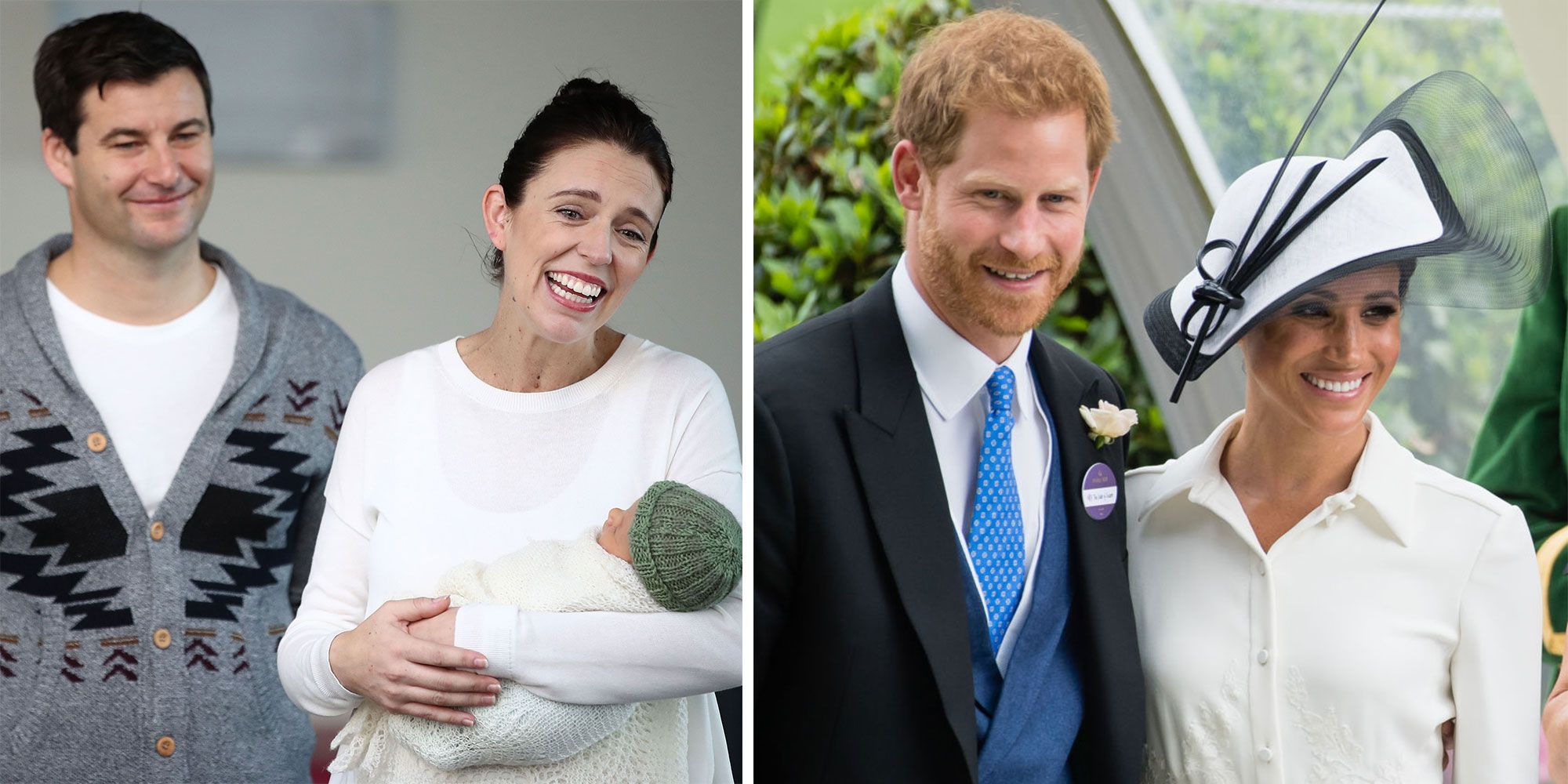 New Zealand's Prime Minister Let It Slip She'd Received A Lovely Card From Prince Harry And Meghan Markle