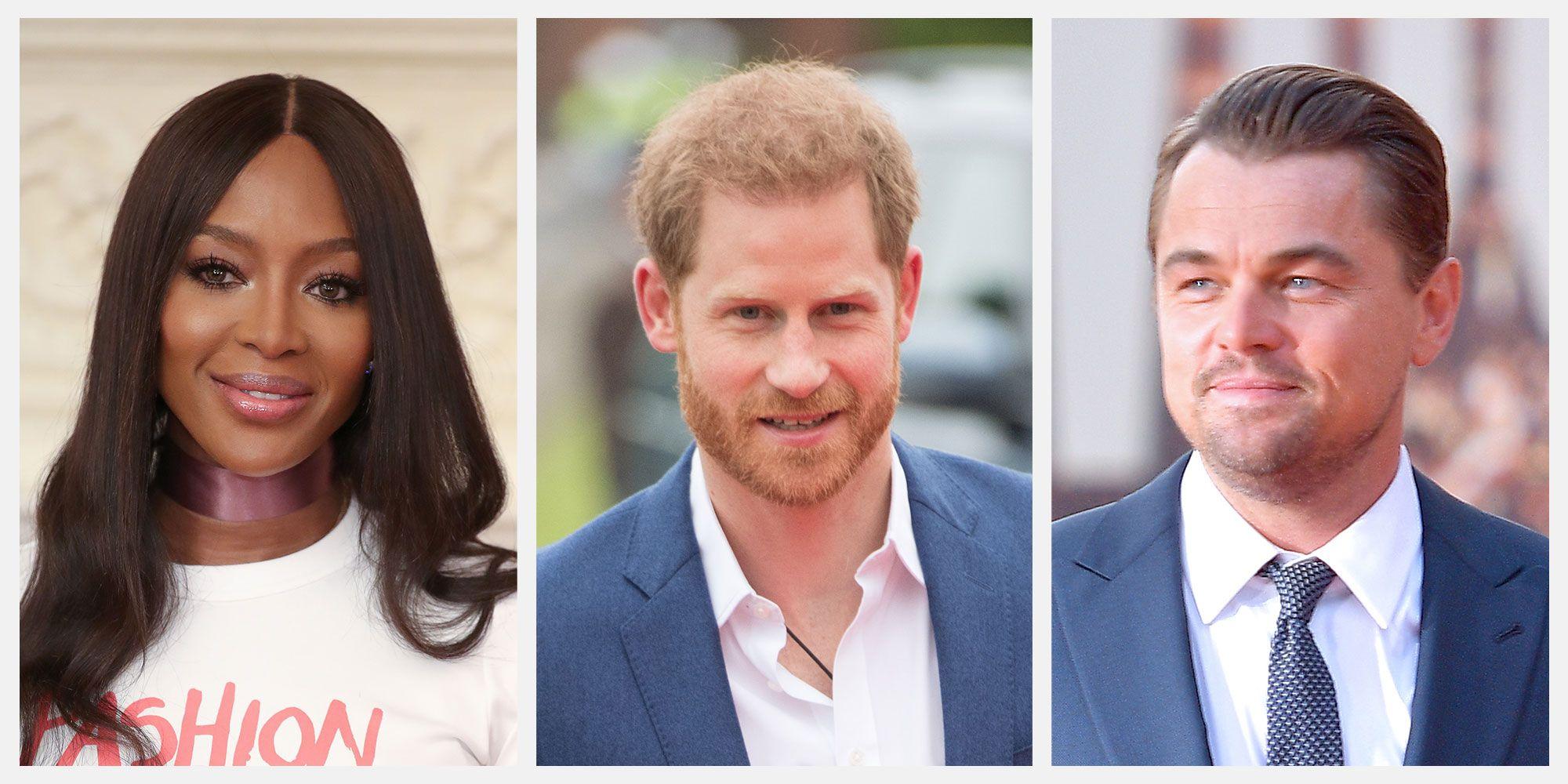 Prince Harry Reportedly Gave a Speech to Elites (Think Leonardo DiCaprio) at Google Camp