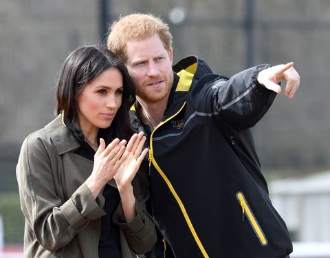 At The 2018 Invictus Games Prince Harry And Meghan Markle Will Mark