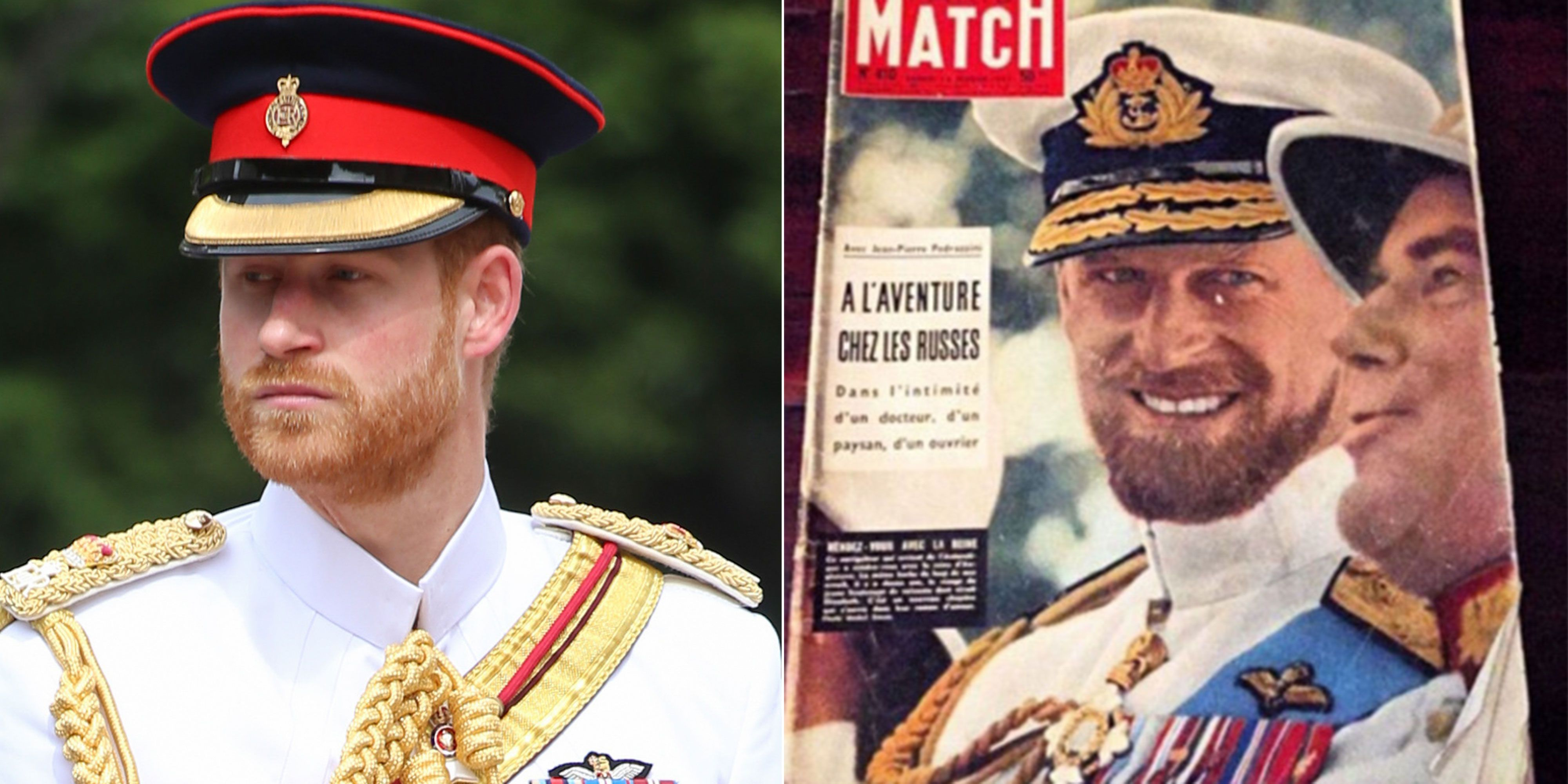 Royal fans think Prince Harry looks just like Prince Philip on Australian tour forecasting