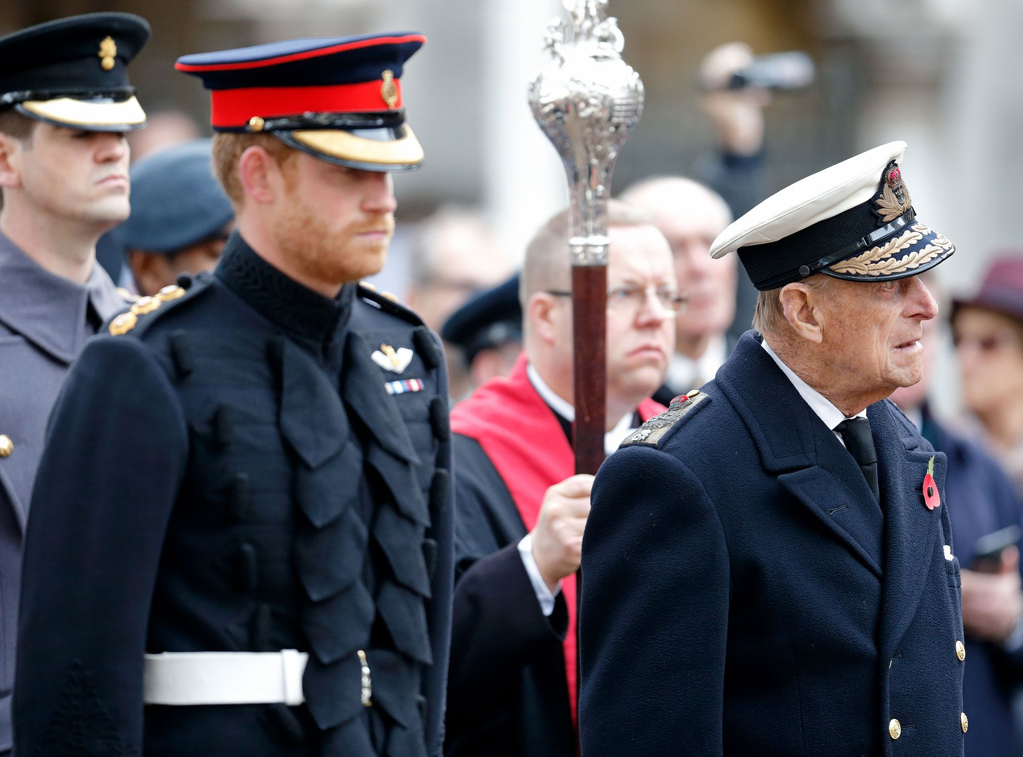Prince Harry will be attending grandfather Prince Philip's funeral