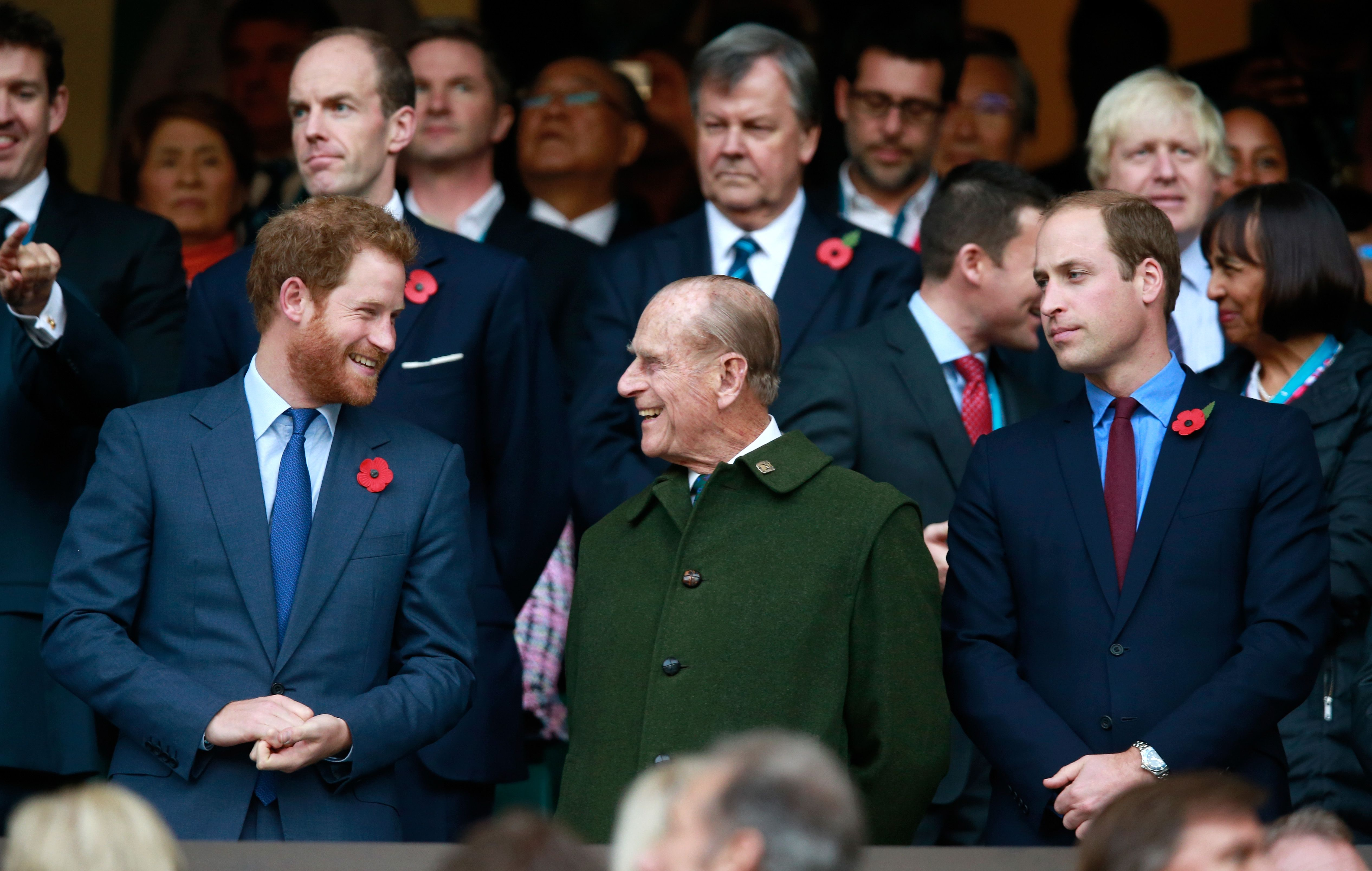 Prince Harry Honors the Life of His Grandfather Prince Philip in a New Statement