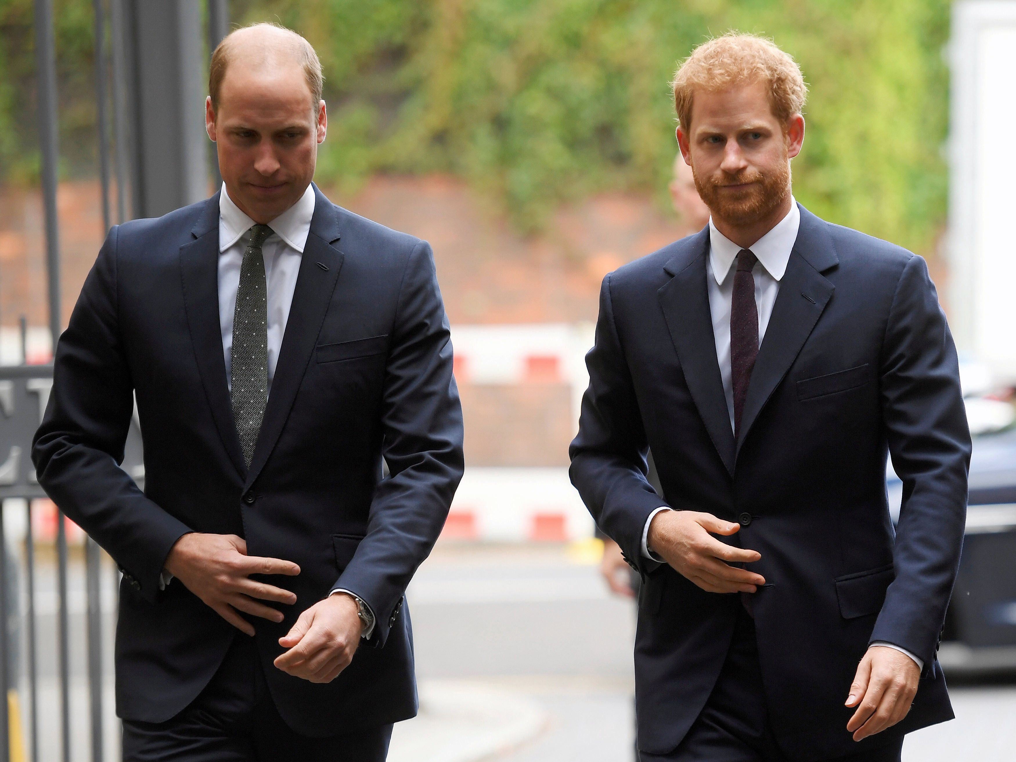 "Prince Harry Just Confirmed That He and Prince William Are ""On Different Paths"""