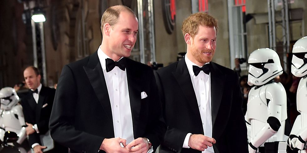 """""""William just went bright red."""""""