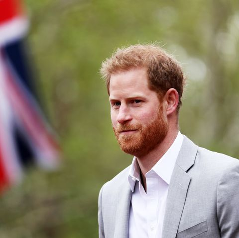 Prince Harry just proved the royal baby hasn't been secretly born