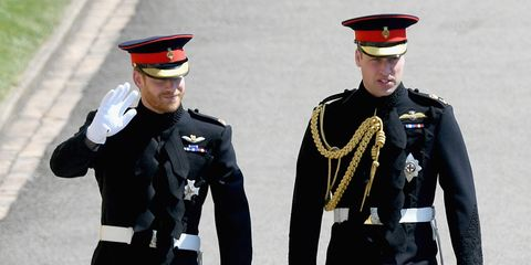 this is the military uniform prince harry wore to his royal wedding