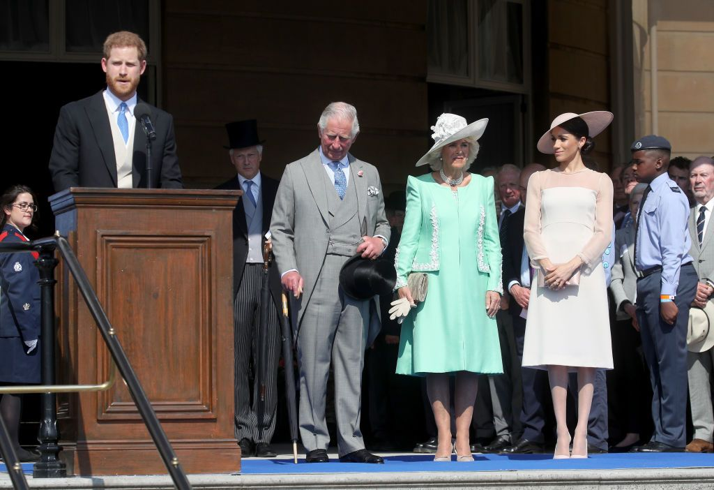 She and Prince William had different reasons for skipping Meghan and Harry's first post-wedding appearance.
