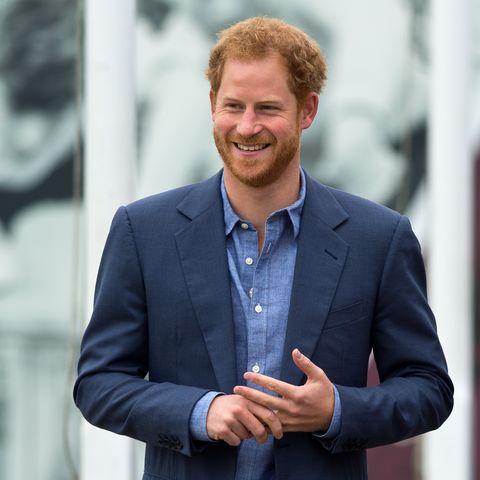 Prince Harry santa