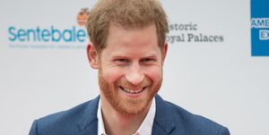 The Duke Of Sussex Attends The Sentebale Audi Concert