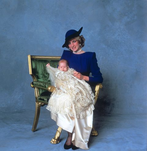 prince harry baby princess diana