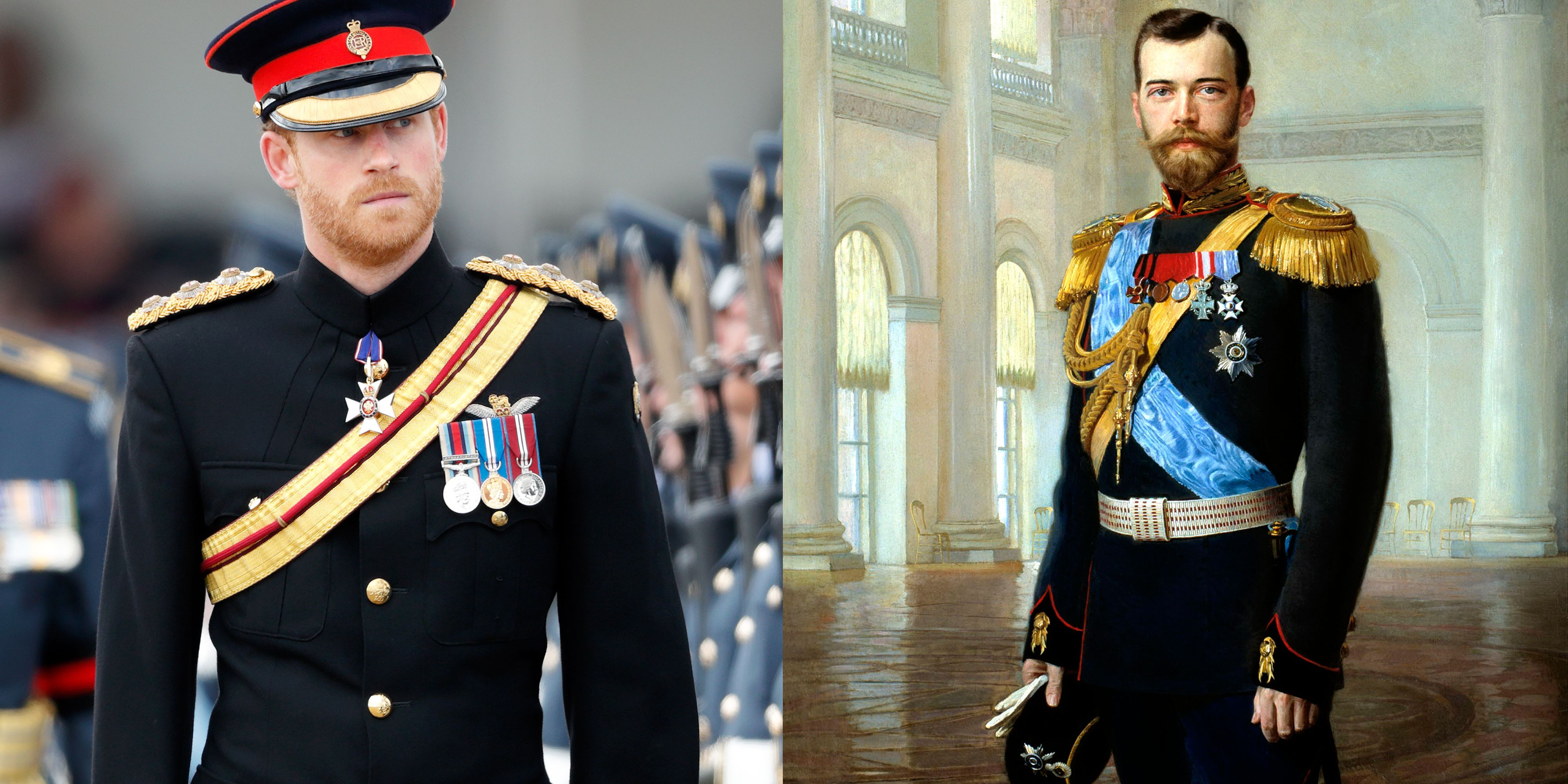 Prince Harry Romanov