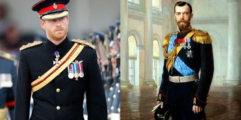 Prince Harry Romanov