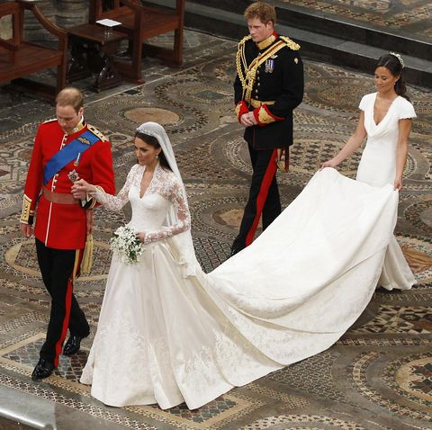 Prince Harry Is So Young In William And Kate S Wedding Pictures