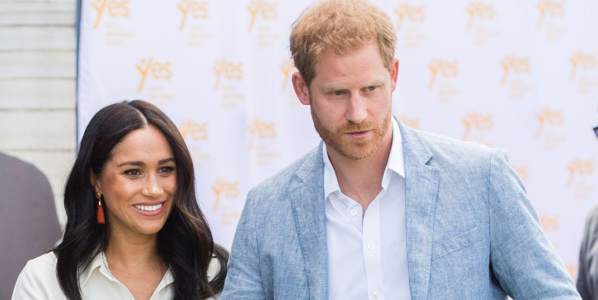 """Prince Harry and Meghan Markle Will Not Use the """"Sussex Royal"""" Brand"""