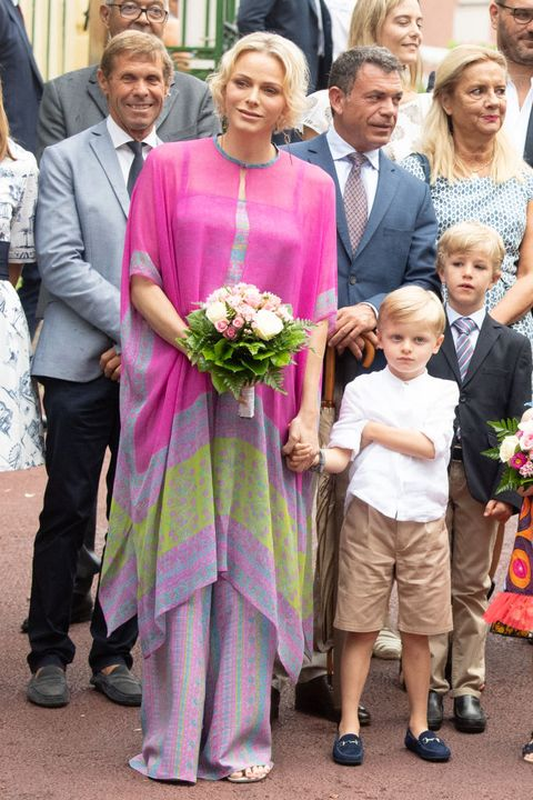 Monaco Royal Family Attend Traditional Monaco Picnic