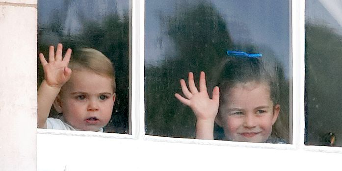 So Now Princess Charlotte and Prince…