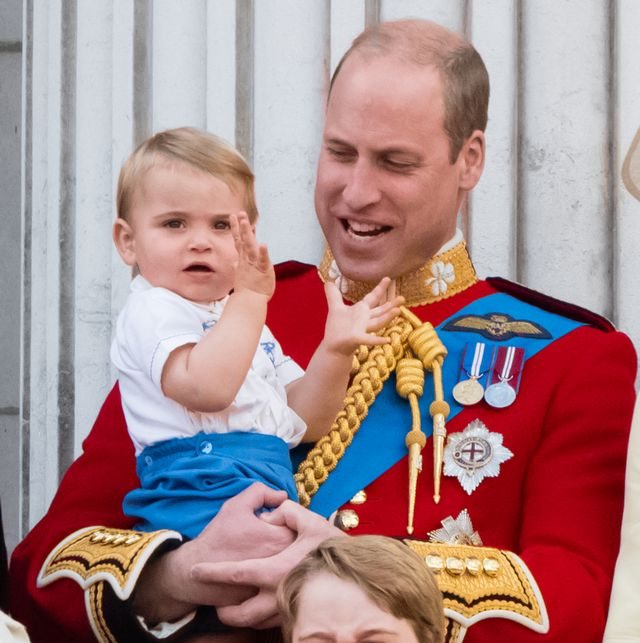 The British Royal Family Celebrates Father's Day with a Series of Adorable Photos