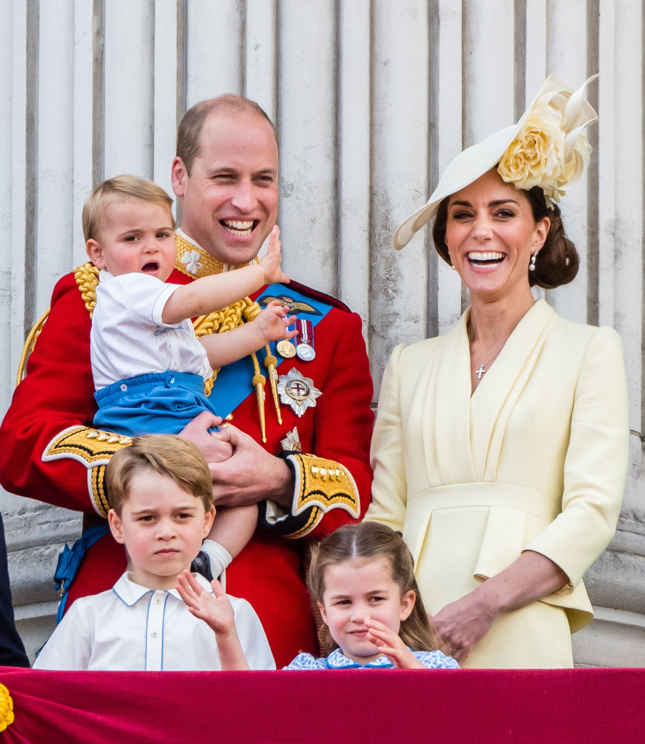 Kate Middleton Pulled Out of an Event Because of Princess Charlotte, Prince George, and Prince Louis