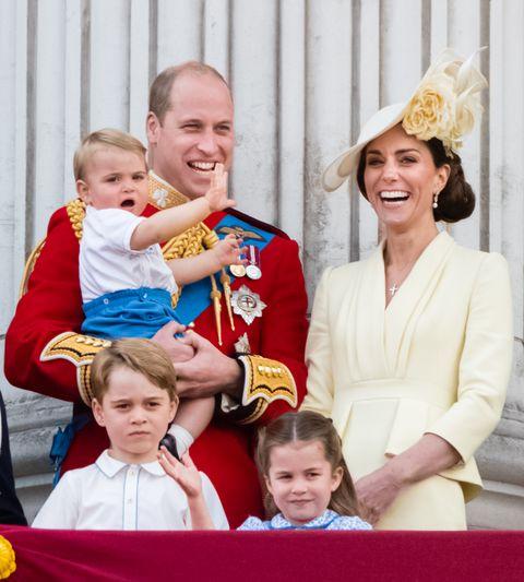 キャサリン妃&ウィリアム王子、ルイ王子の誕生日はBBQでお祝い?