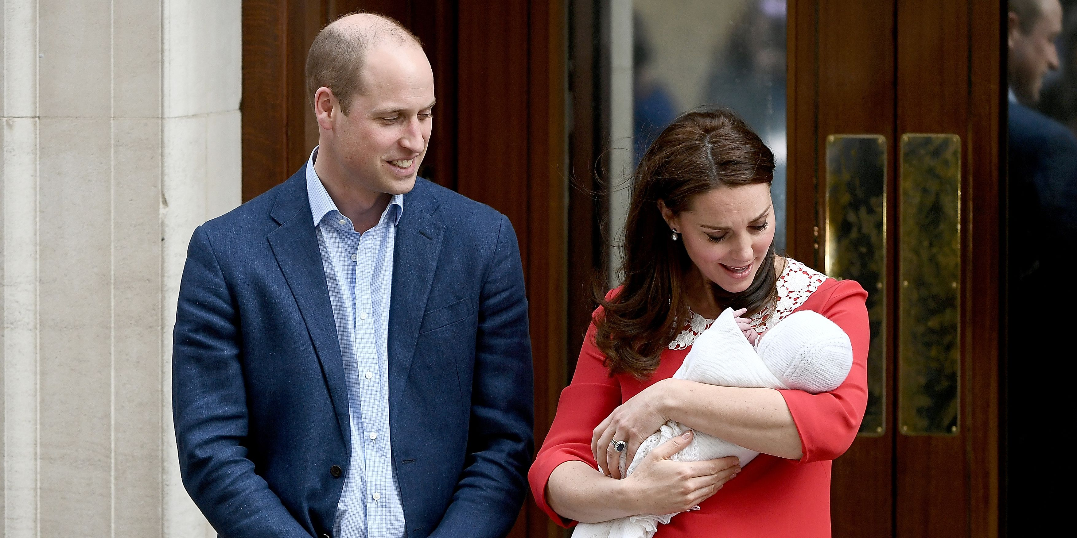 Prince Louis' Christening Will Feature Three Important Royal Family Traditions