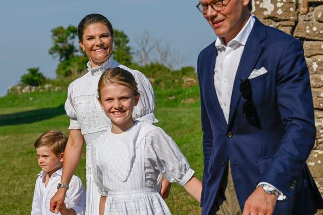 crown princess victoria of sweden birthday celebrations