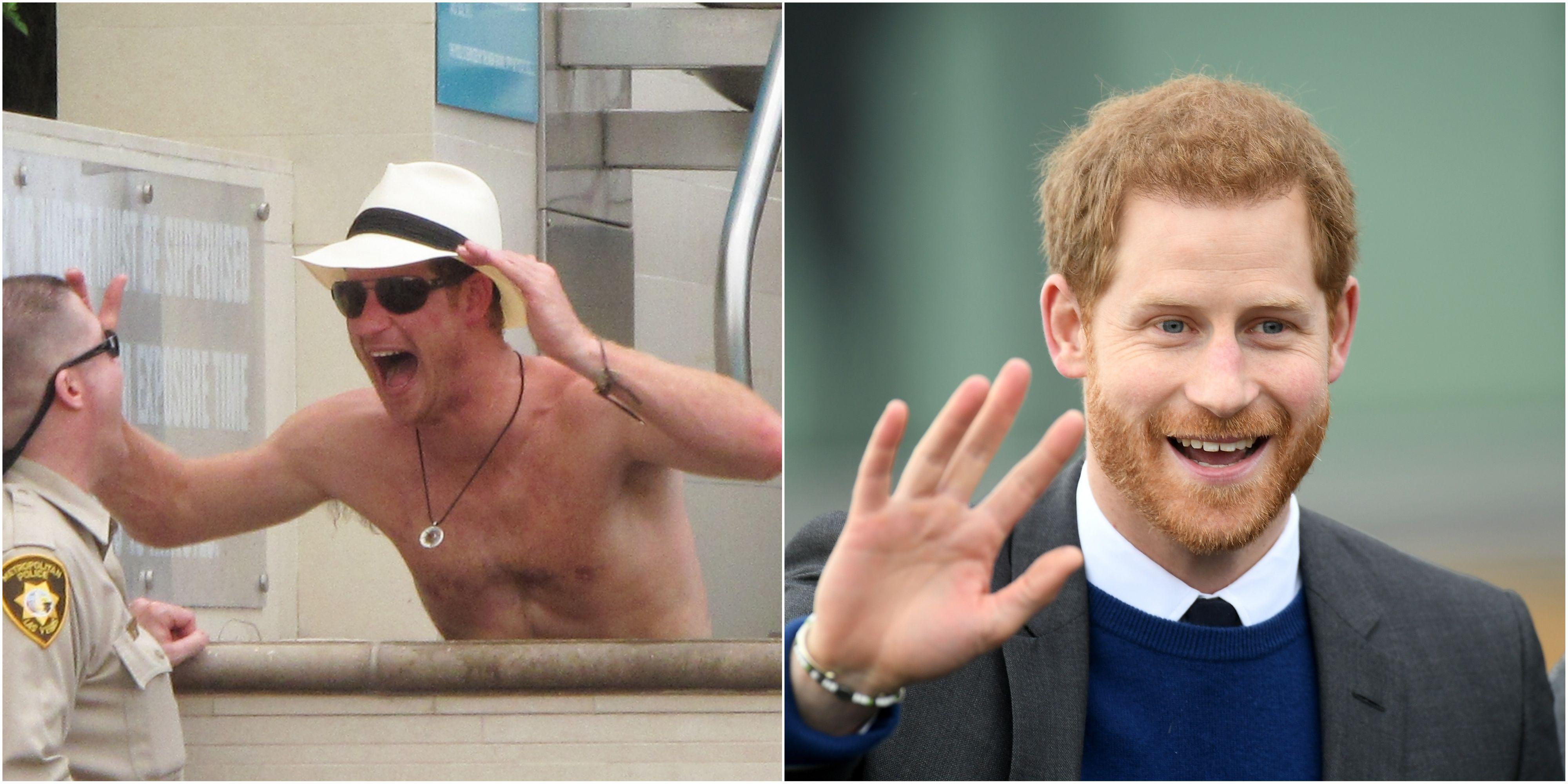 紳士,哈利王子,英國王室,叛逆