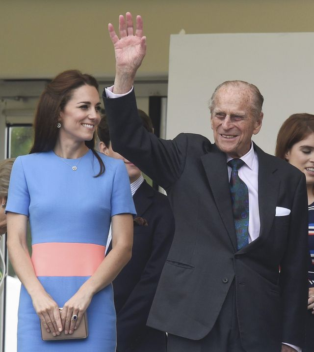 all the royal family tributes to prince philip on his birthday